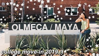 COLLEGE MOVE-IN VLOG 2019 // SAN DIEGO STATE UNIVERSITY