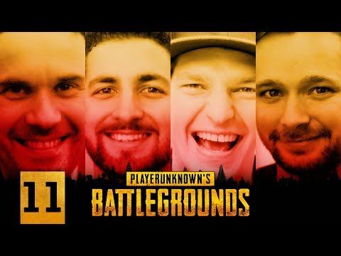 PlayerUnknown's Battlegrounds #011 mit Dennis, Krogi, Marco, Timo, Olli & Robin