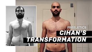 A Fat Gut to Shredded Cuts. My Fat Loss Transformation with Freeletics Gym.