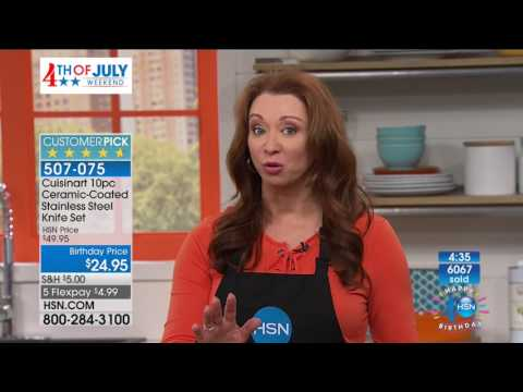 HSN | Kitchen Innovations Celebration featuring Cuisinart 07.03.2017 - 10 PM