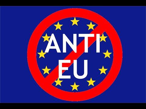 EU Referendum 2016 - Why you should vote leave.