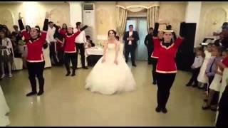 Танец невесты - Harsi par. Свадьба Эрик и Роксана. Часть 3.