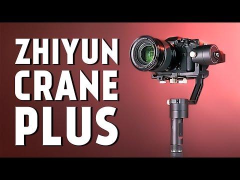 Zhiyun Crane Plus - снова ЛУЧШИЙ НА РЫНКЕ или провал?