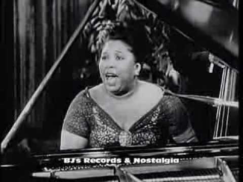 MARTHA DAVIS.  Goodbye, Honey Goodbye.   Live 1954 Performance from Rhythm & Blues Revue