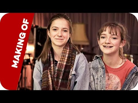 "Mimi & Josefin - Ihr erster Song ""Little Help"" mit The BossHoss | Making Of Mp3"