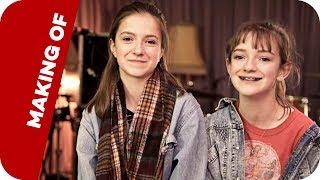 "Mimi & Josefin - Ihr erster Song ""Little Help"" mit The BossHoss | Making Of"