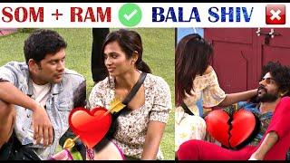 Bigg Boss 4 Day 37 Troll | Som & Ramya Loves | Bala & Shivani Love | 10 Nov 2020 | Rakesh & Jeni 2.0
