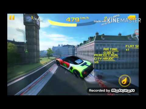 Asphalt 8 Multiplayer #2 (With Hackers)