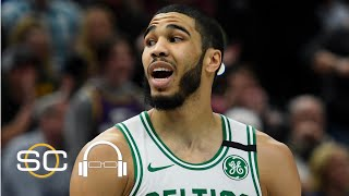 Jayson tatum is playing like an all-nba player for the celtics - tim legler | sc with svp