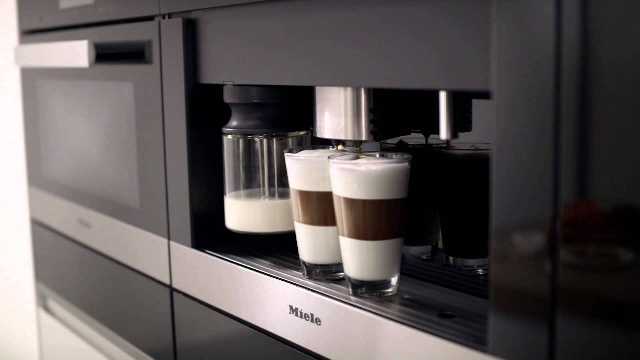 Miele Cva6401 Coffee Machine Appliance World