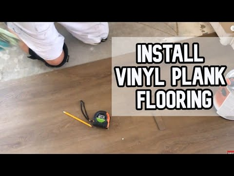 How To Install Loose Lay Vinyl Plank Flooring Special