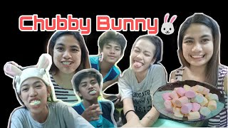 FUNNY CHUBBY BUNNY CHALLENGE 🐰😂 | #Laughtrip😂 #ECQ #StayatHome