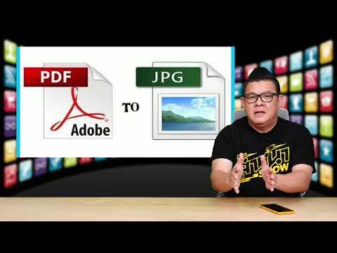 แอพเด็ด! #7 แนะนำเว็บแปลงไฟล์ PDF ที่ตัวหนังสือไทยไม่กระเด็น!