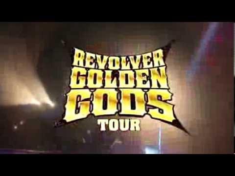 Black Label Society - Revolver Golden Gods Tour