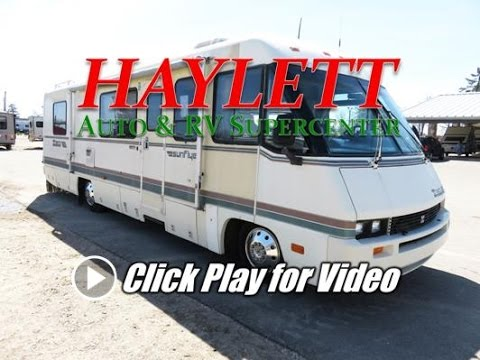 HaylettRV - 1989 Itasca Sunflyer Used Class A Gas Motorhome