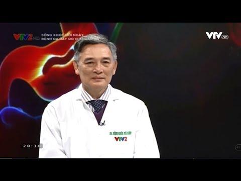 Bệnh dạ dày do vi khuẩn HP