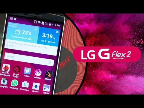 LG G Flex 2 [Superanálise] - TecMundo