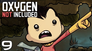 Oxygen Not Included  | Episode 9 - Pump it Up [Oxygen Not Included Gameplay Alpha]