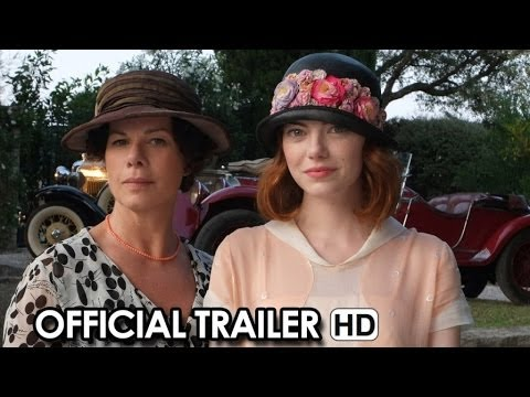 Magic in the Moonlight Official Trailer #1 (2014) HD
