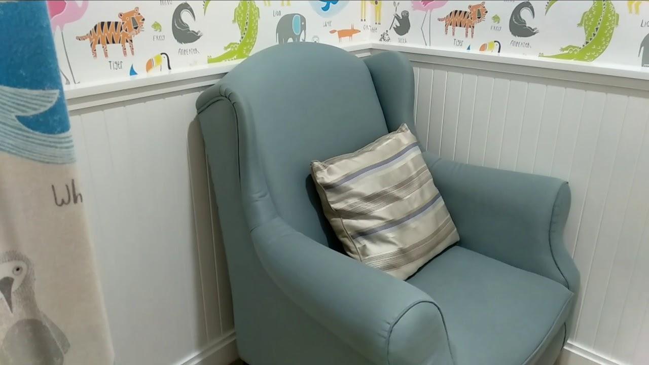 Nursery Room Ruang Menyusui Baby Room Kota Kasablanka Part 2
