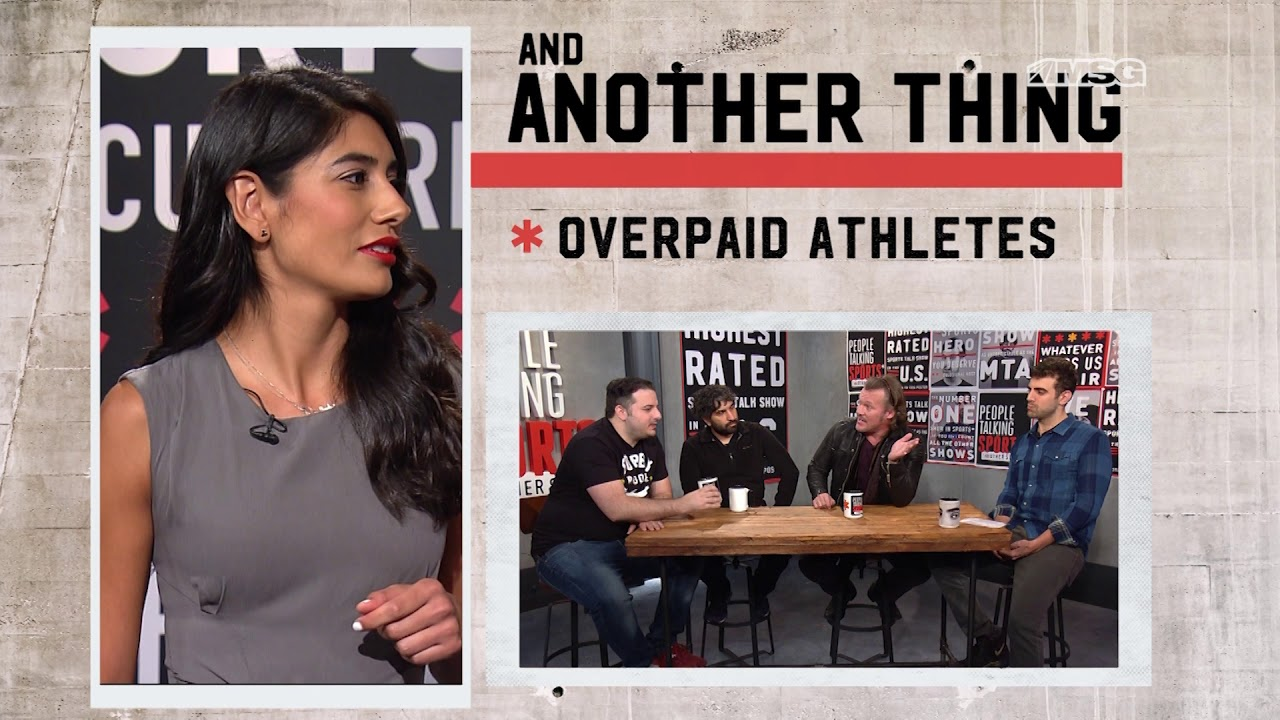 do professional athletes get overpaid