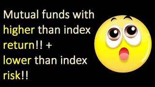 List of Mutual Funds with low risk and high returns! Plus how to select them