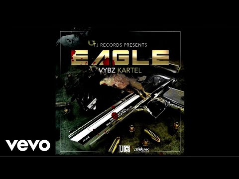 Vybz Kartel - Eagle Instrumental Remake June 2017