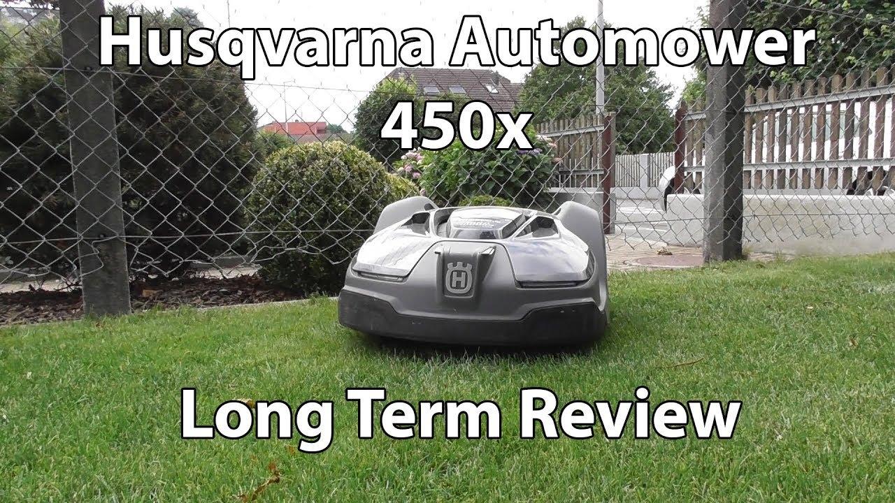 Husqvarna Automower 450X - 2 Year Review