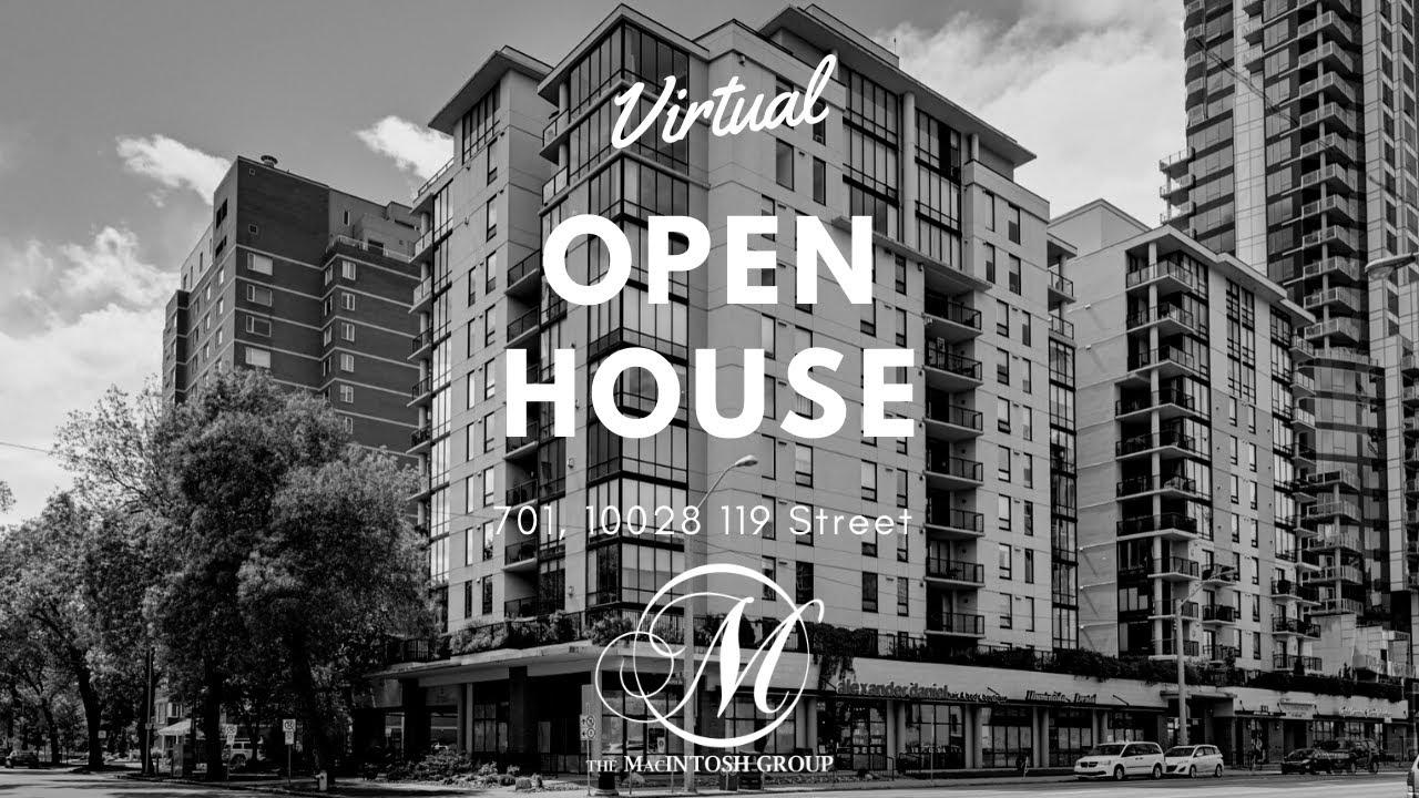 701, 10028 119 Street Virtual Open House