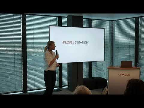 Hacking HR Forum Zurich - May 13, 2019 - Desiree Jaeger
