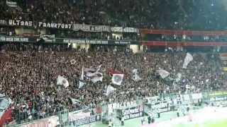 Eintracht Frankfurt - 1. FC Köln 04.10.2014
