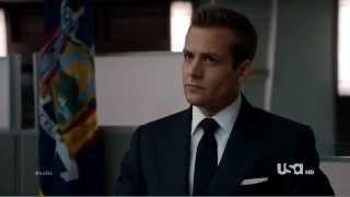 Harvey Specter - Caring Only Makes You Weak