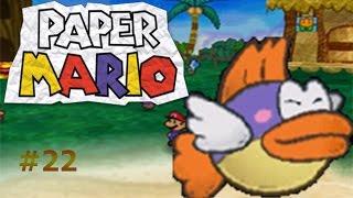 Rescate de la niñera/Paper Mario capítulo22