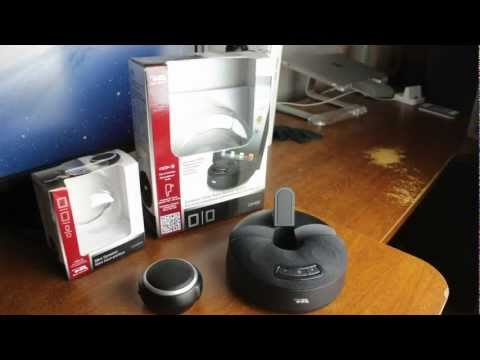 CyberAccoustics- Mobile Device Speakers Review