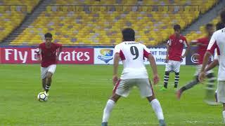 Yemen 5-1 Jordan (AFC U16 Malaysia 2018 : Group Stage)