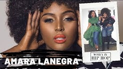 Amara LaNegra talks being bulimic, colorism, her celebrity crush & more!
