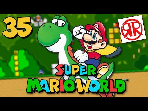 Super Mario World: Those Poor Chili Dogs - EP: 35 - Rogues and Roleplayers