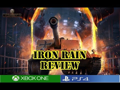 World of Tanks Console - Iron Rain Review thumbnail