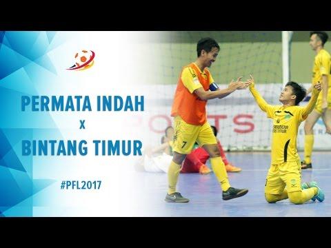 Permata Indah Manokwari (2) vs (1) Bintang Timur Surabaya - Final Four Pro Futsal League 2017