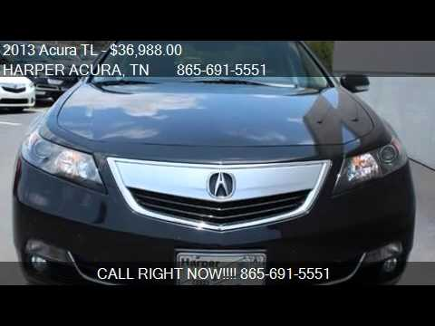 2013 acura tl sh awd w advance 4dr sedan package for sale. Black Bedroom Furniture Sets. Home Design Ideas