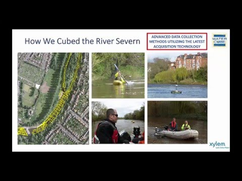 "How We ""Cubed"" The River System - Xylem WaterCube Spatial River Mapping"