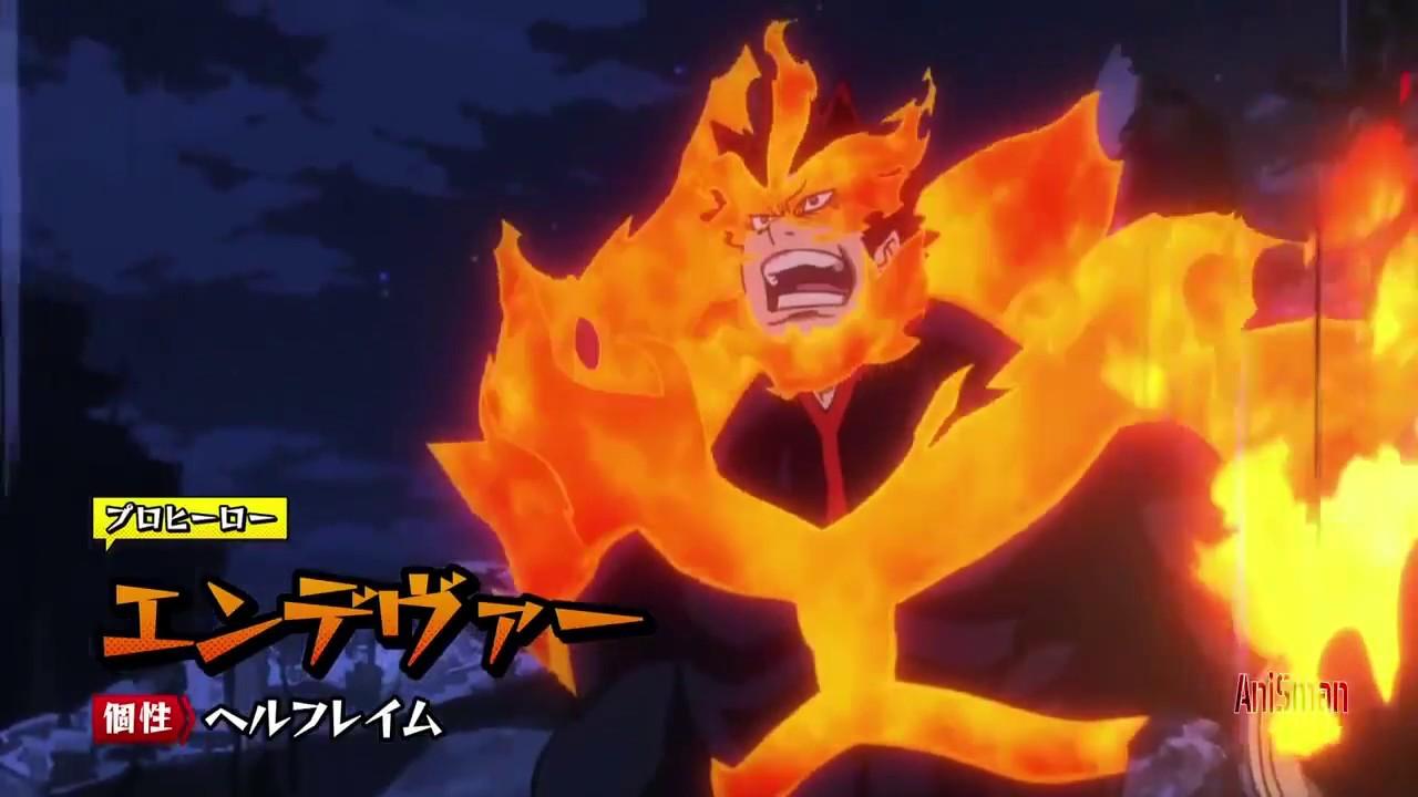 boku no hero academia season 3 episode 11 - YouTube
