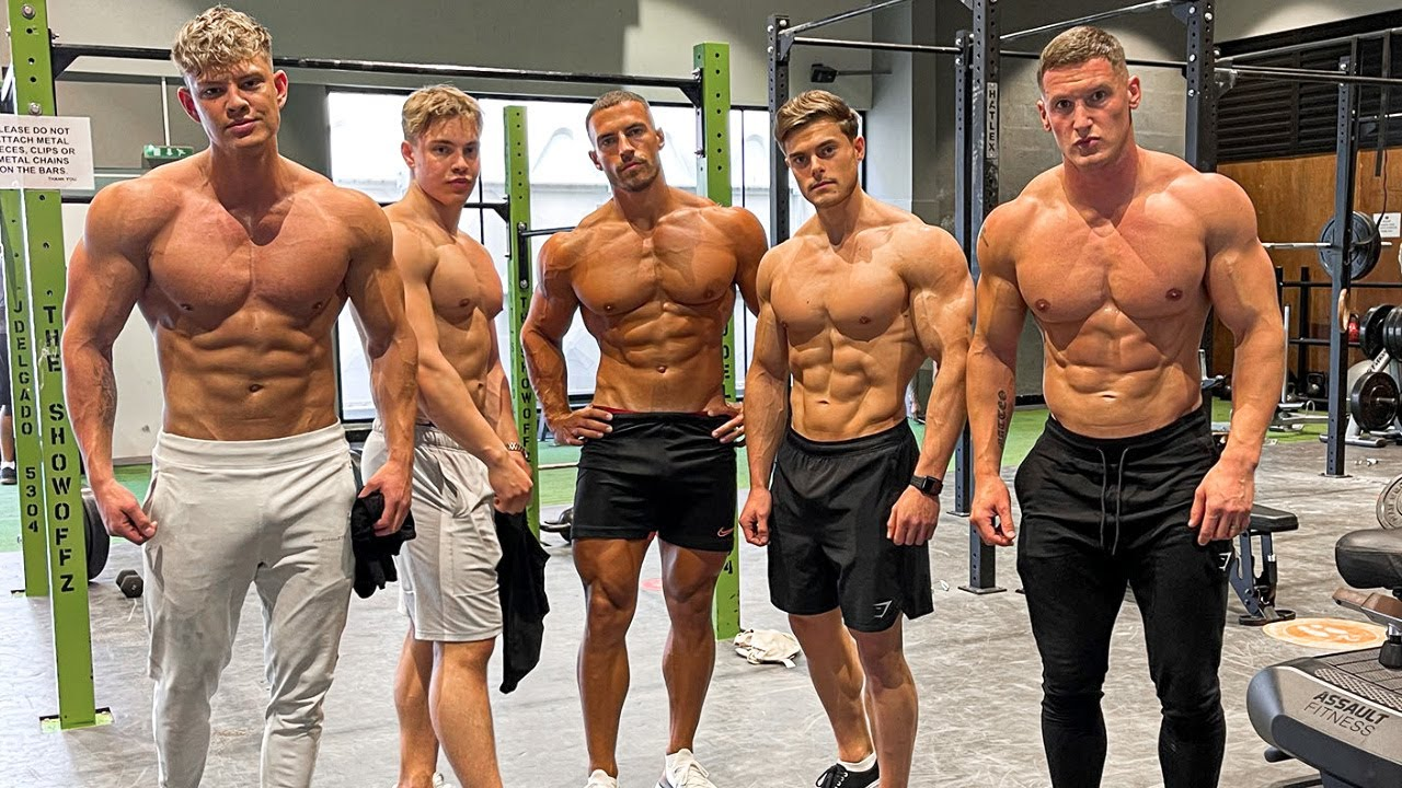 Download Chest Workout with MattDoesFitness & Mike Thurston   Tips to Grow Your Chest