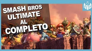 100 COSAS que debes SABER de Super Smash Bros Ultimate | N Deluxe