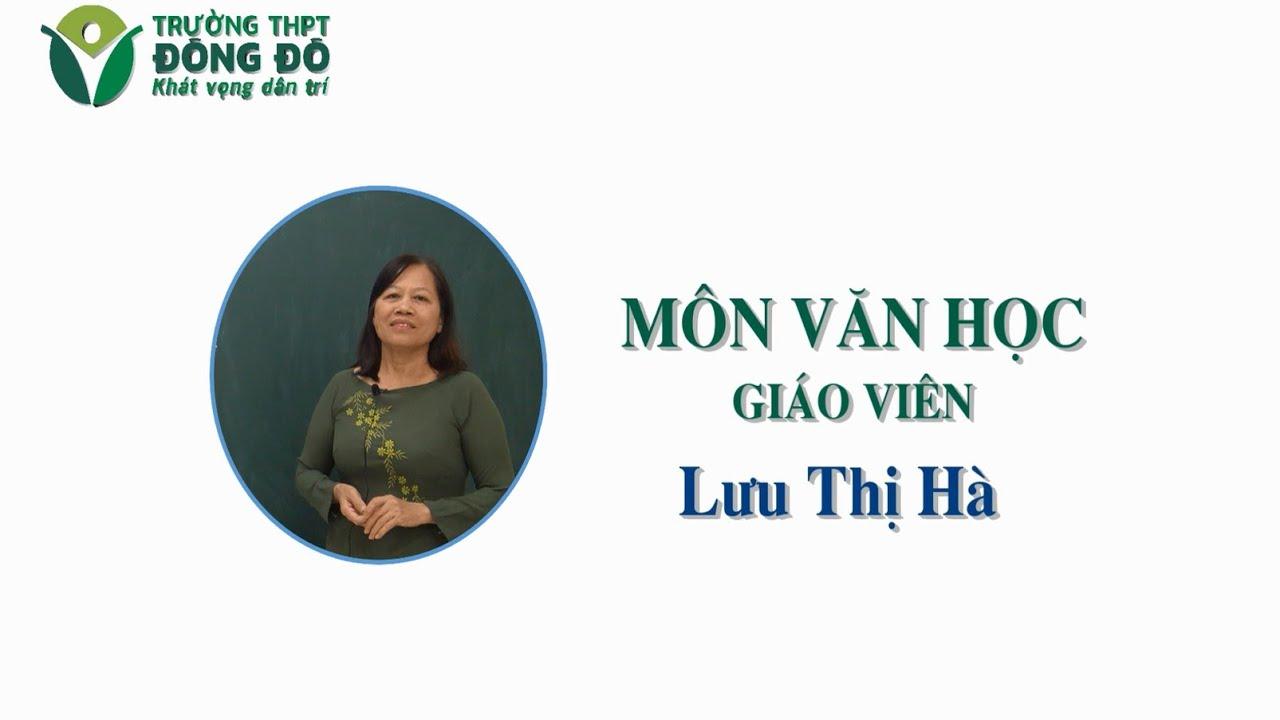 Ngữ văn 11 | Tràng Giang – Huy Cận