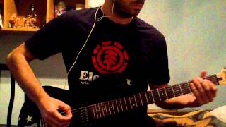A Day To Remember - End Of Me [Guitar Cover] HD