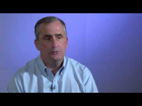 Intel CEO Brian Krzanich on Intel and Cloudera's Technology Collaboration and Equity Investment