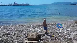 видео Температура воды в Черном море по месяцам