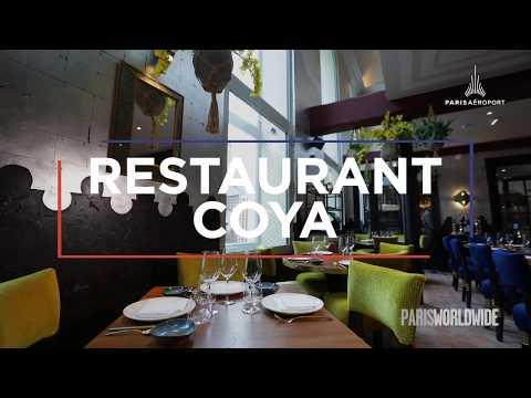 Coup de cur Paris Worldwide : le restaurant Coya