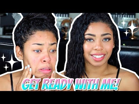 CHIT CHAT GRWM: 2017 Year In Review & BTS of My 21st Birthday Photoshoot!